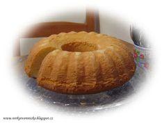 Věrky tvořeníčko: Bábovka ze zakysané smetany Camembert Cheese, Dairy, Pie, Desserts, Food, Torte, Tailgate Desserts, Cake, Deserts