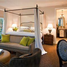 Master Bedroom Suite by Lisa Holt, DLS Hotels & Spas, Dezignwrks
