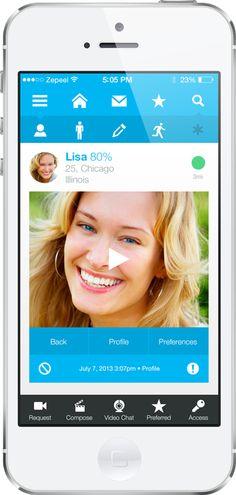 Mobil hookup app