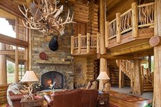 Ellis Nunn & Associates ~ rustic western design