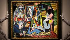 """Picasso's Les femmes d'Alger (Version""""O"""") set to star in New York Most expensive art to date."""