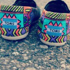 Toms shoes ❤