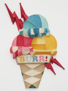 47aeedd9ed1 Five-Foot Gucci Mane Ice Cream Cone Sculpture