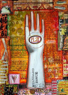 Art Journal - Play | Flickr - Photo Sharing!