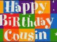 76 Best Happy Birthday Cousin images in 2018 | Happy birthday cousin