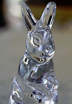 $260 NEW BACCARAT Crystal 2011 ZODIAC jack RABBIT HARE Year of the EASTER BUNNY