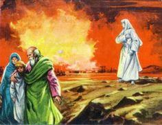 O que é JUÍZO? II Não apenas a sorte do indivíduo, como também a da comunidade humana é determinada pelo juízo de Deus. Ele exterminou pelo dilúvio a humanidade primeva, corrompida (Gn 6.5), a arrogância dos construtores da torre de Babel é quebrada pela sua dispersão (Gn 11), Sodoma e Gomorra são destruídas pelo fogo por causa da sua luxúria (Gn 18.16-19; Gn 18.28).