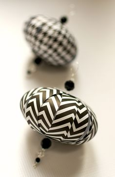 Christmas Craft Ideas: Paper Ornaments