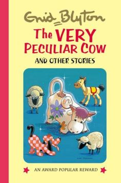 @★ Samantha ★ #review of The Very Peculiar Cow by Enid Blyton
