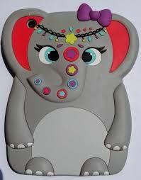 Resultado de imagen para fundas para celulares elefantes silicona