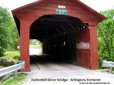 Mountain States, Green Mountain, Norman Rockwell, Covered Bridges, Four Seasons, Day Trips, Vermont, Wordpress, River