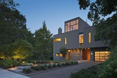 Brandywine House  / Robert M. Gurney Architect