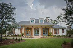 Exterior De Casas Coloniales - Exterior Wall Graphic - Country Home Exterior - Exterior Stone Design