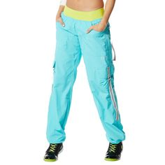Craveworthy Cargo Pants | Use affiliate code 10SALE or shop thru this link to get 10% off! http://www.zumba.com/en-US/store/US/affiliate?affil=10sale
