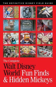 DisneyWorld trivia books