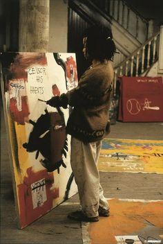 Jean Michael Basquiat