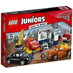 Lego Juniors - Il garage di Smokey