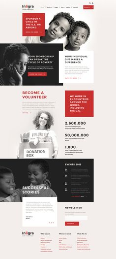 Charity Events Joomla Theme - Joomla Templates - Ideas of Joomla Templates - Charity Events Joomla Theme www. Creative Web Design, Web Ui Design, Web Design Trends, Web Design Company, Email Design, Flat Design, Branding Design, Design Ideas, Web Layout