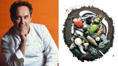 """FERRAN ADRIà I ACOSTAIS A CATALAN CHEF. HE WAS THE HEAD CHEF OF THE EL BULLI RESTAURANT IN ROSES ON THE COSTA BRAVA,AND IS CONSIDERED ONE OF THE BEST CHEFS IN THE WORLD.ALONG WITH BRITISH CHEF HESTON BLUMENTHAL, ADRIà IS OFTEN ASSOCIATED WITH """"MOLECULAR GASTRONOMY,"""" ALTHOUGH LIKE BLUMENTHAL THE CATALAN CHEF DOES NOT CONSIDER HIS CUISINE TO BE OF THIS CATEGORY.INSTEAD, HE HAS REFERRED TO HIS COOKING AS DECONSTRUCTIVIST."""