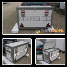 made of polyurethane panel Boxes, Dog, Pets, Diy Dog, Crates, Box, Doggies, Cases, Dogs