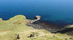 Tobhta Uachdrach, on the north east coast of Skye. Breathtaking.