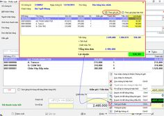 Cách xem lãi trong phần mềm bán hàng VNUNI - Hướng dẫn sử dụng phần mềm bán hàng VNUNI: 0936.456.103