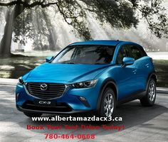 Book Test Drive to New Mazda 2016 CX 3 in Canada.