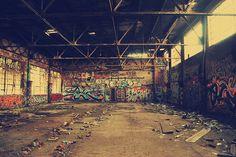 Graffiti loods 2
