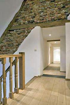 Belgian wooden floor