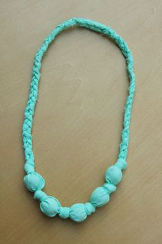 Braided teether....