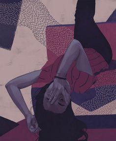 Illustrations by Ana Godis | Inspiration Grid | Design Inspiration #illustration #drawing #inspirationgrid
