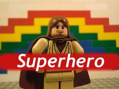 """Hillsong kids """"Jesus you're my superhero"""" Lego style Kids Praise Songs, Bible Songs For Kids, You Are My Superhero, Superhero Kids, Lego Bible, Hero Central Vbs, Hero Songs, Super Hero Day, Bible Heroes"""
