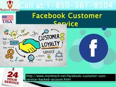 How Does Facebook Customer Service 1-850-361-8504 Help To Eradicate Error?	Facebook Customer Service is one of the best service providers because we have skilled tech engineers who have the ability to eradicate all your error in no time. They give you proper guide so that you can eradicate all your error in a comfortable manner. So, dial on our toll free number 1-850-361-8504 and get a reliable aid from our side. For more services and inquiry visit…