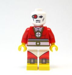 Lego Custom Lego Deadshot Batman 3 Dark Knight Robin | eBay