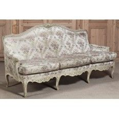 Antique Sofas/Chairs | Antiques Collection | Inessa Stewart's Antiques $1,556