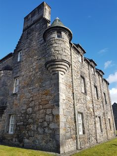 Menstrie Castle, near Stirling, Scotland
