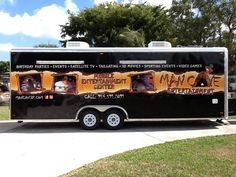 Man Cave Entertainment is a State Of The Art Mobile Entertainment Center. Which provides high definition satellite tv, 3D movies, video games and much more for your birthday parties, special events, advertisingand tailgating needs. Man Cave is a 26ft by 8.5 ft trailer consisting of 7 LED tv's, 4 XBOX 360's, 4 PS3's and 2 Wii consoles.