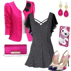 Would u enjoy this outfit?  Find More: http://www.imaddictedtoyou.com