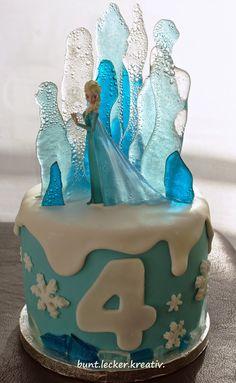 bunt.lecker.kreativ: Elsa, die Eisköning...