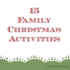 15 Family Christmas Activities to remember the meaning of Christmas (Fun Christmas Activities) Meaning Of Christmas, Family Christmas, Christmas And New Year, Christmas Holidays, Merry Christmas, Christmas Jesus, Magical Christmas, Holiday Crafts, Holiday Fun