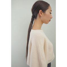 きっちりモードなローポニーテール♡ 日高 かおり   BEAUTRIUM265 Summer Hairstyles, Messy Hairstyles, Wedding Hairstyles, Sleek Updo, Runway Hair, Hair Arrange, Editorial Hair, Hair Setting, How To Make Hair