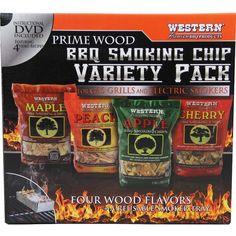 Western Wood Chip Variety Pack, Grey