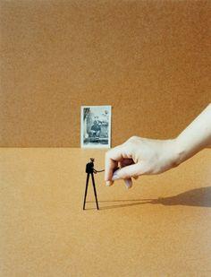 """Luigi Ghirri """"Capri,"""" 1981, from """"Paesaggio Italiano"""""""