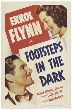 Footsteps In The Dark (1941)