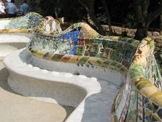 Works of Antoni Gaudí - World Heritage Site - Pictures, info and travel reports