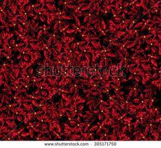 Fabric Flower Pattern