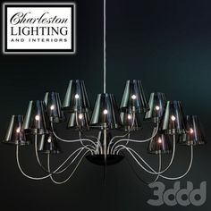 Люстра/ Charleston lighting/448224