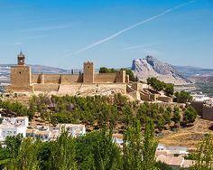 Al-Andalus ( الأندلس )   Alcazaba de Antequera