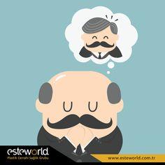 Üzülmeyin! #SaçEkimi ile Hayallerinizi Gerçekleştirin!  Siz de sağlıklı ve gür saçlara kavuşmak istiyorsanız gelin bu hayalinizi gerçeğe dönüştürelim! :) Bilgi ve randevu için: http://bit.ly/Esteworld_SacEkimi