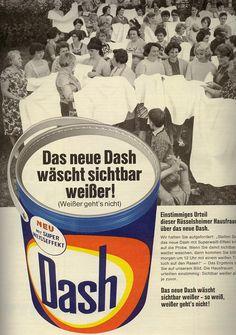 Rüsselsheimer Hausfrauen können nicht irren.   das waren noch zeiten